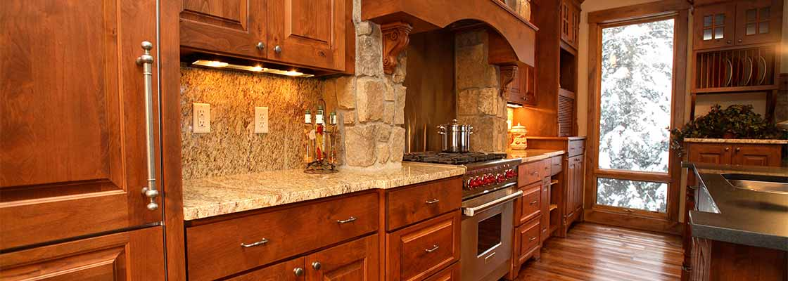 Design And Installation Of Cabinets